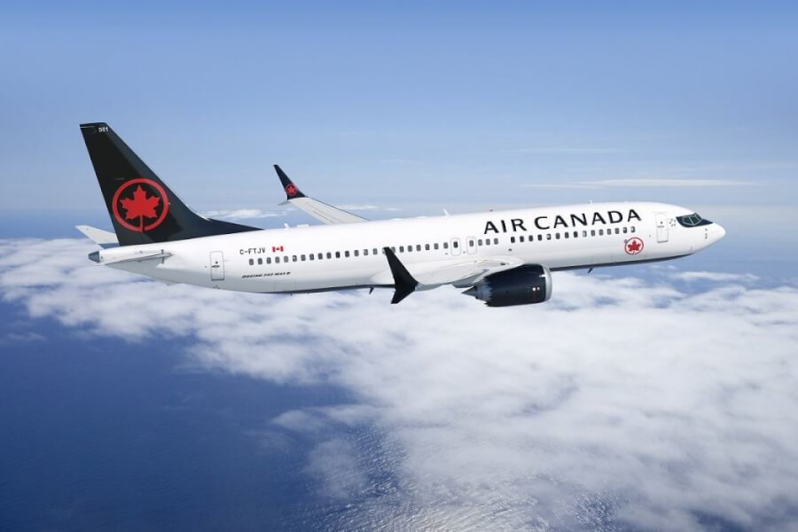 Coronavirus an infected passenger made a stopover in Montreal e1582553643235