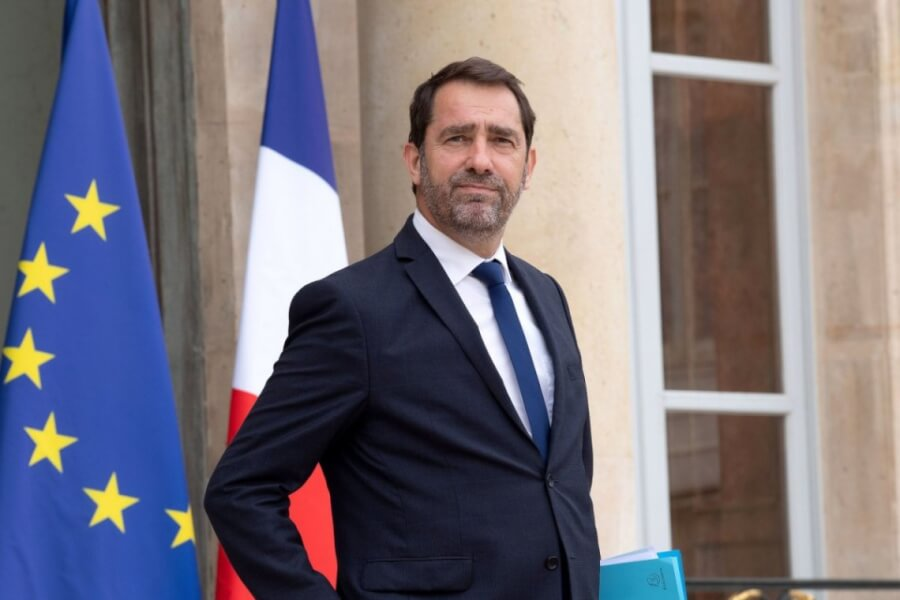 christophe castaner To defend Griveaux Castaner evokes the PS e1582123746975