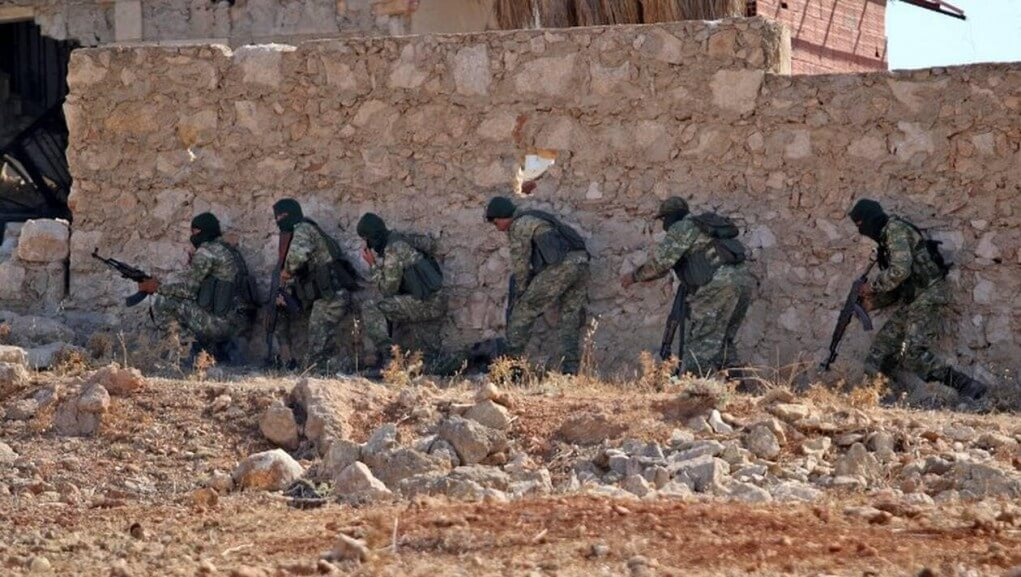 syria french jihadists active in the battle of idleb