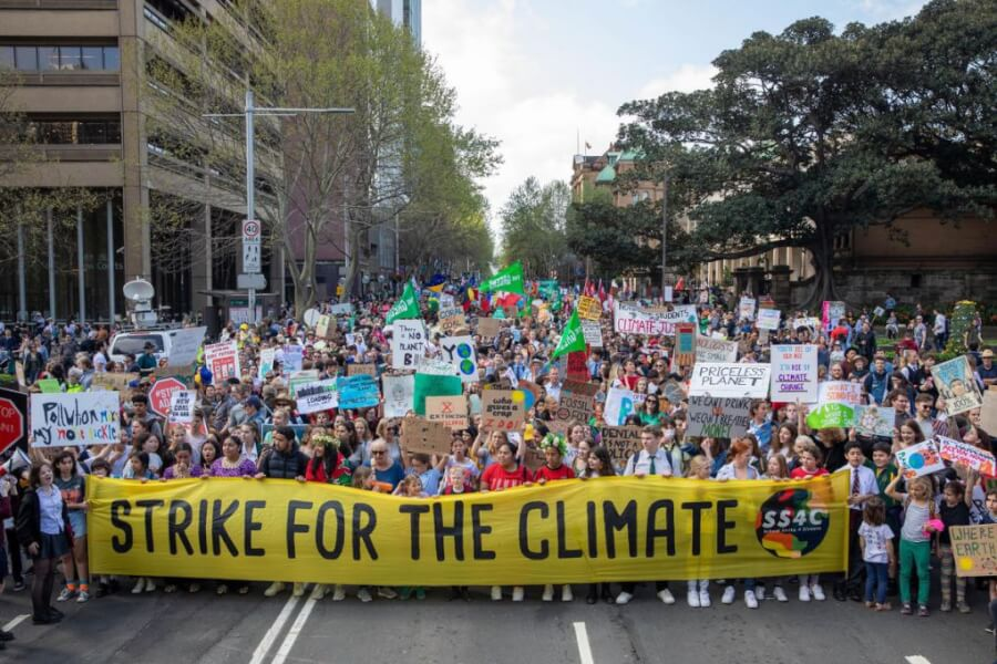 climate and industrial action needs to be combined