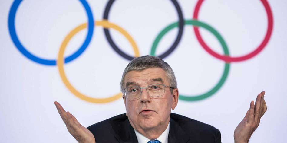 Discussion about Olympic cancellation: postponed postponement