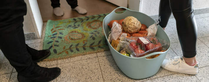 Many middle marketers demonstrate their willingness to help and go shopping for the elderly