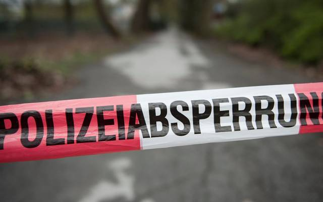 Police recovers a dead woman from bathing lake in Bensheim