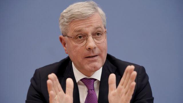 German criticizes Trump's criticism of WHO