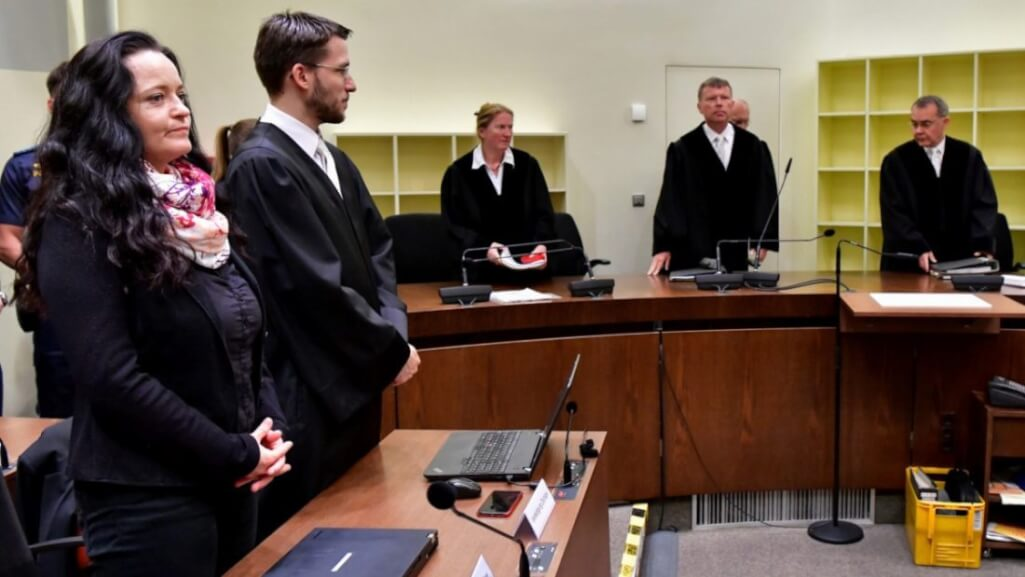 Germany: Judgment in the NSU trial, 5 defendants and 14 defenders