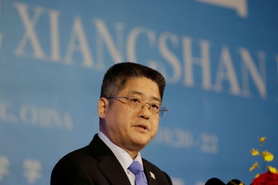 "China : Foreign Ministry says COVID-19 ""investigation"" may stigmatize China"