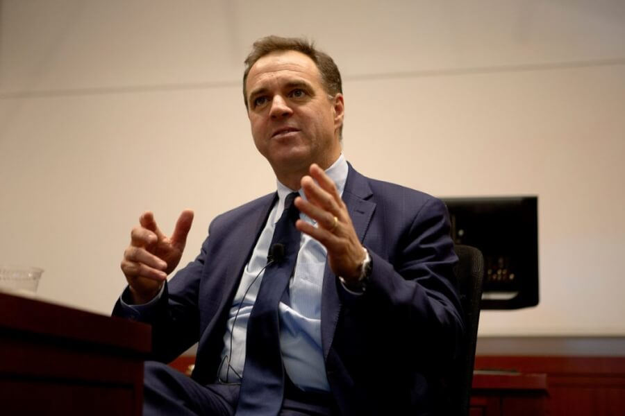 Niall Ferguson: Corona Virus, Politics and Economic Depression