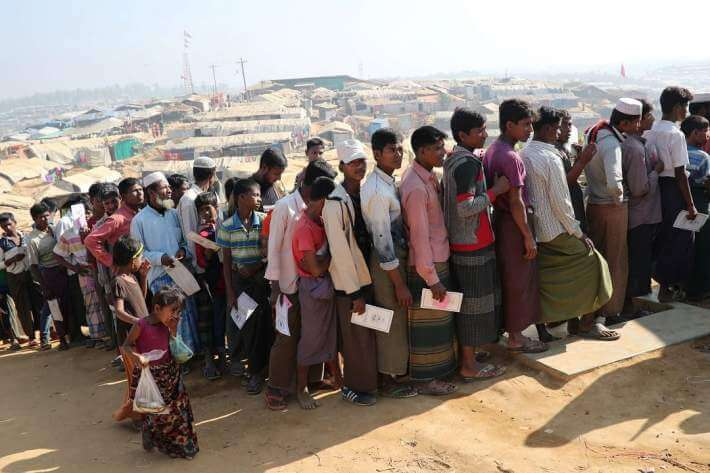 Over 300 Rohingya arrested in Bangladesh