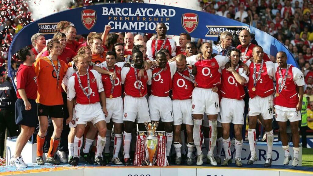 The story of Arsenal's invincible season
