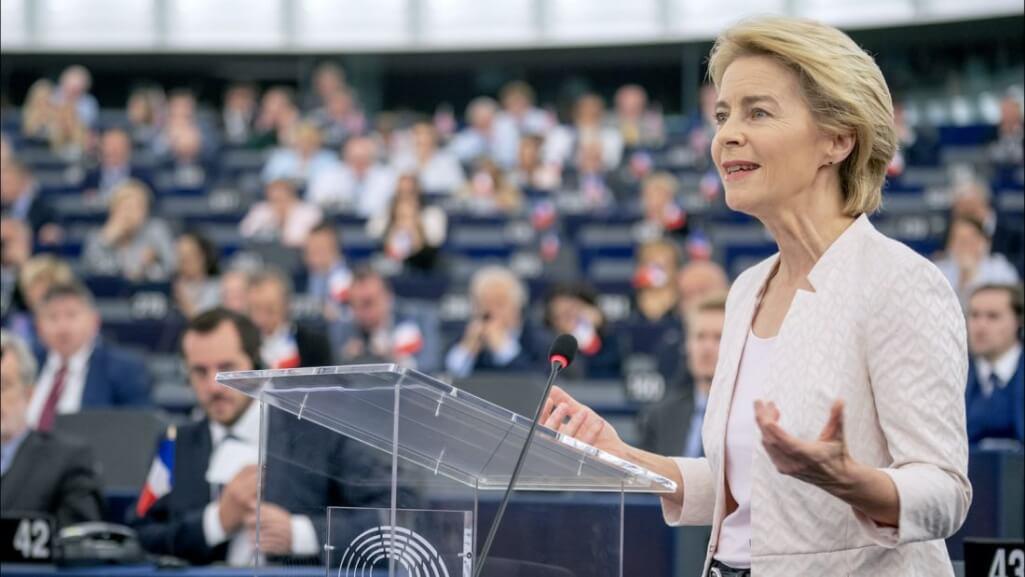 Ursula von der Leyen only plays a minor role in the pandemic