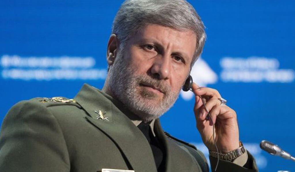 Iran's defense minister, Amir Hatami accepts the mistake which led to the crash of the Ukrainian plane