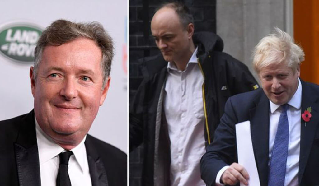 Boris Piers Morgan: I did not accept one rule for this clown and another for us the other