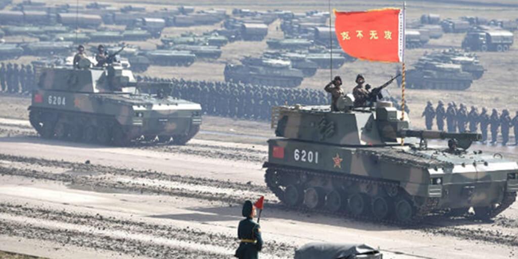 China reduce defense budget increase