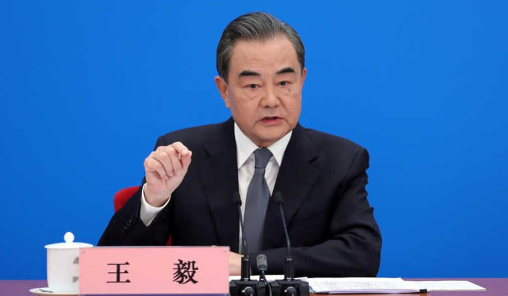 "Washington, Beijing close to ""new cold war edge"" says Chinese FM Wang Yi"