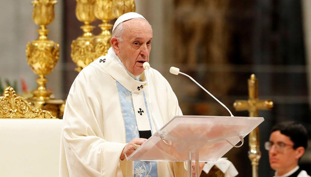 "Ex-Pope Frances warns of the worst of this pandemic would be ""the drama of wasting it"""