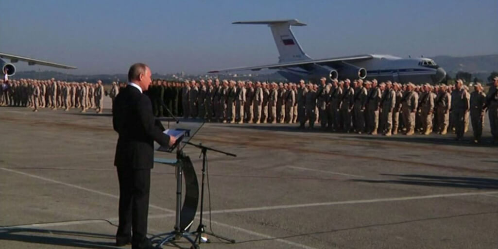 Putin instructed to expand Hmeimim military base in Syria