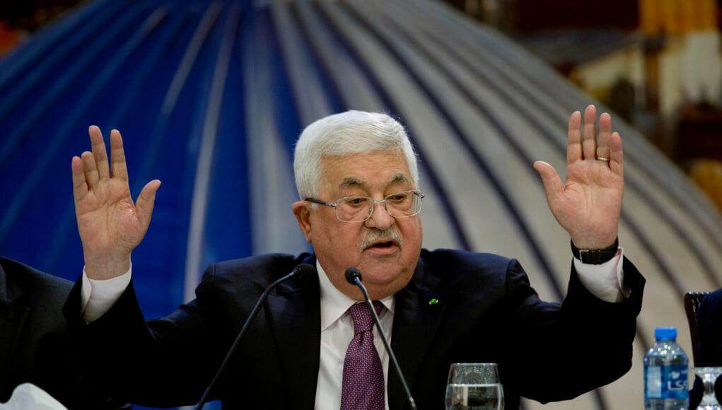 Mahmoud Abbas, Palestinian leader