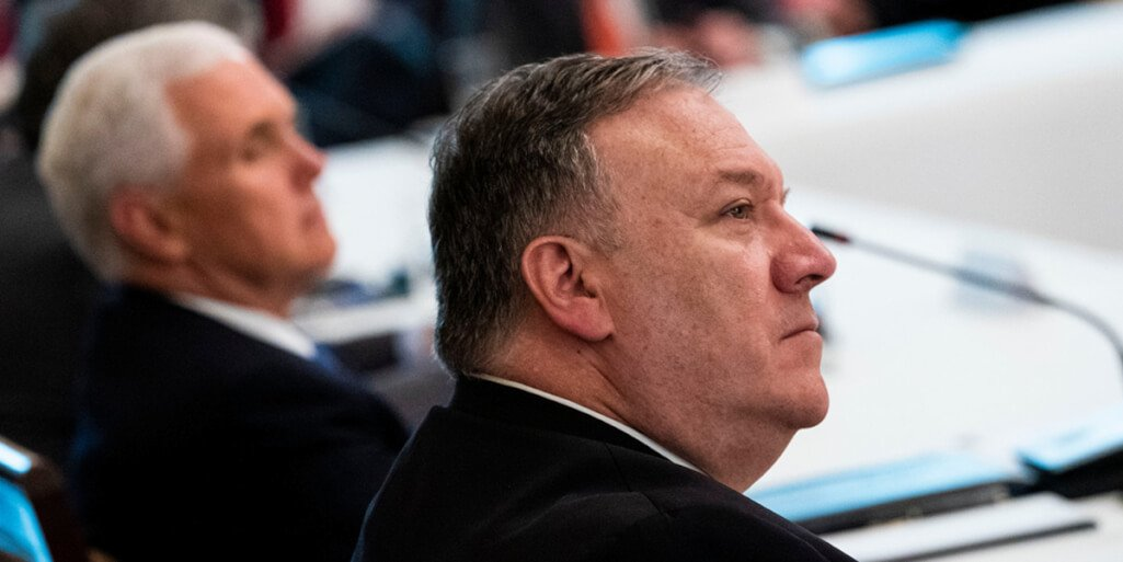 Pompeo defends the dismissal of the Inspector General