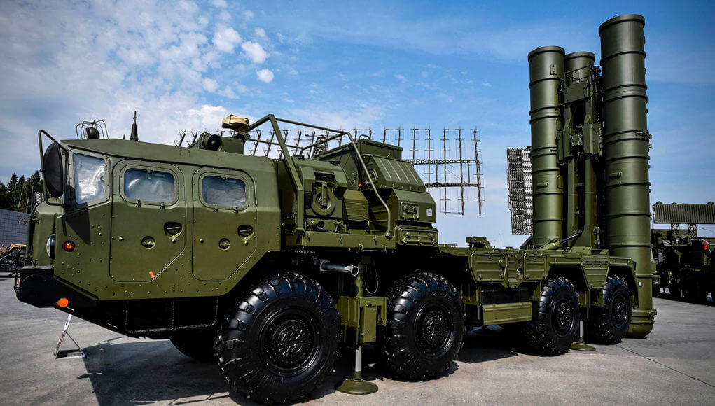 USA: S-400 Missile system is the main irritant is US-Turkey relations