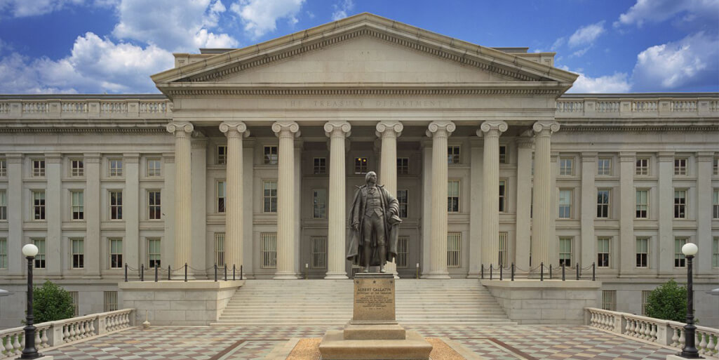 american treasury department sanctions on Iran