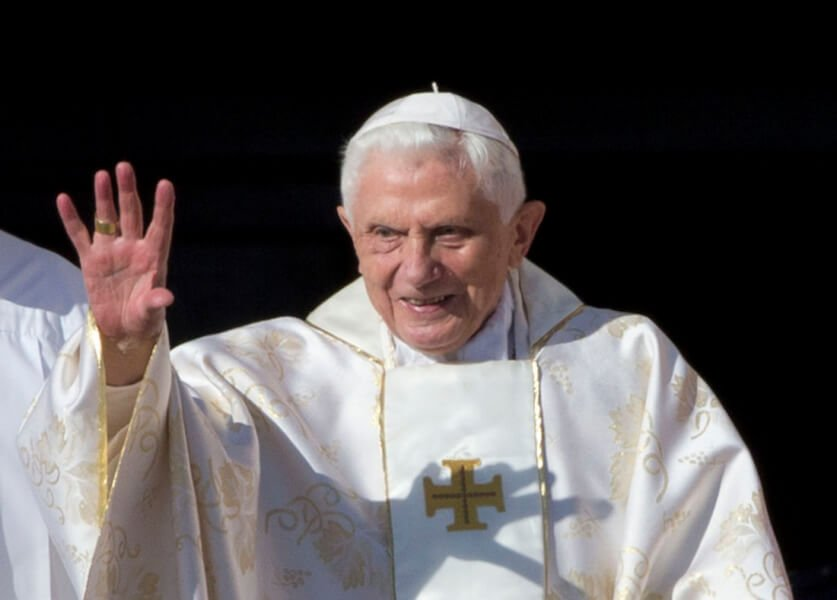 "Benedict XVI compared homosexual marriage with the ""antichrist"""