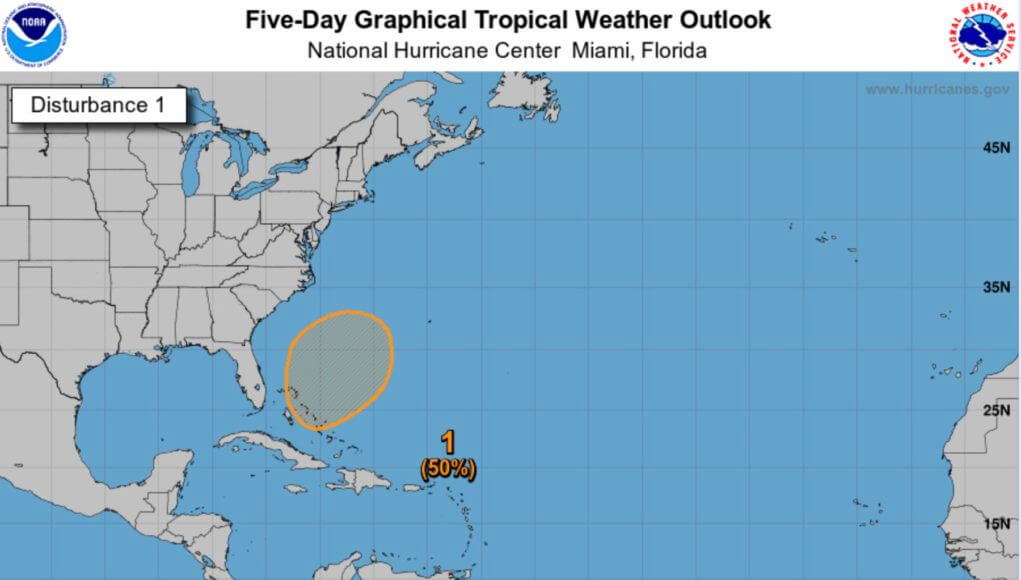 hurricane in virgin islands puerto rico usa