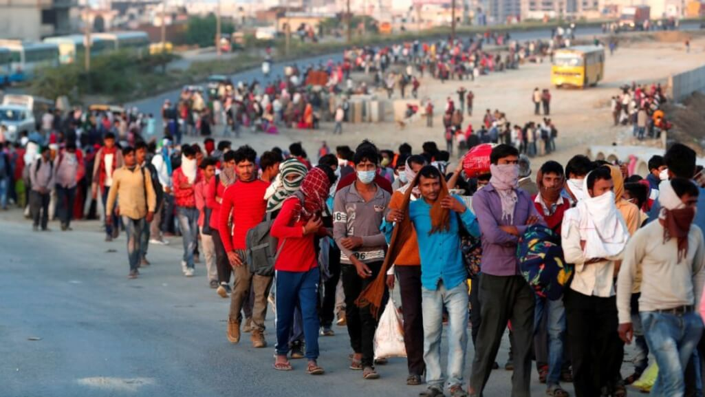 'Stay at Home,' but Home is Away: Plight of Migrant Workers