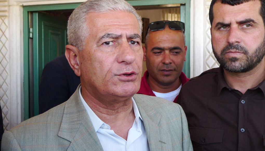 Abbas Zaki, Mahmoud Abbas, Palestine Israel