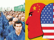 """China, where millions of Uyghurs live in concentration camps, accuses US of """"chronic disease"""" of racism"""