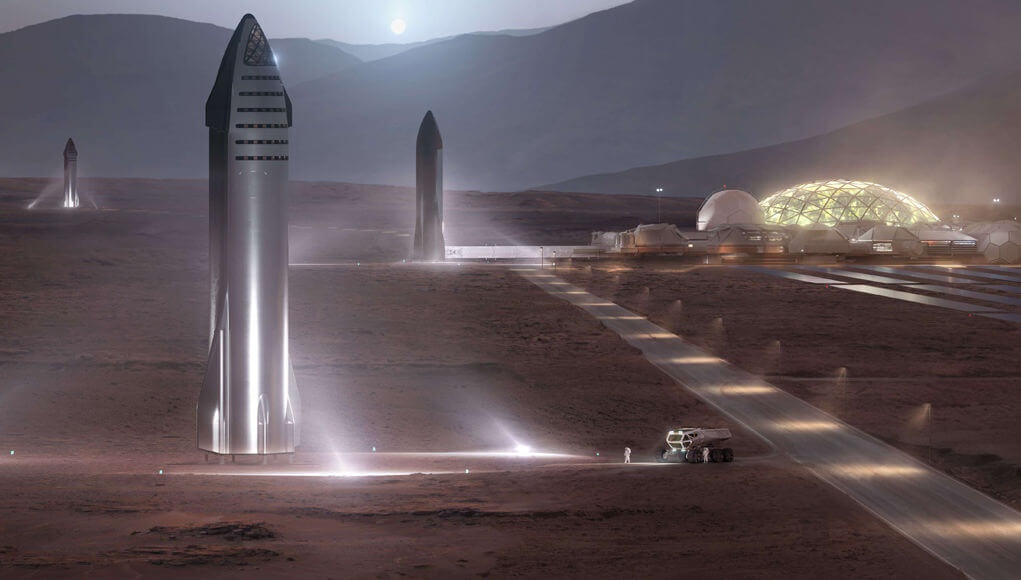 Starship is now a priority at Elon Musk's SpaceX