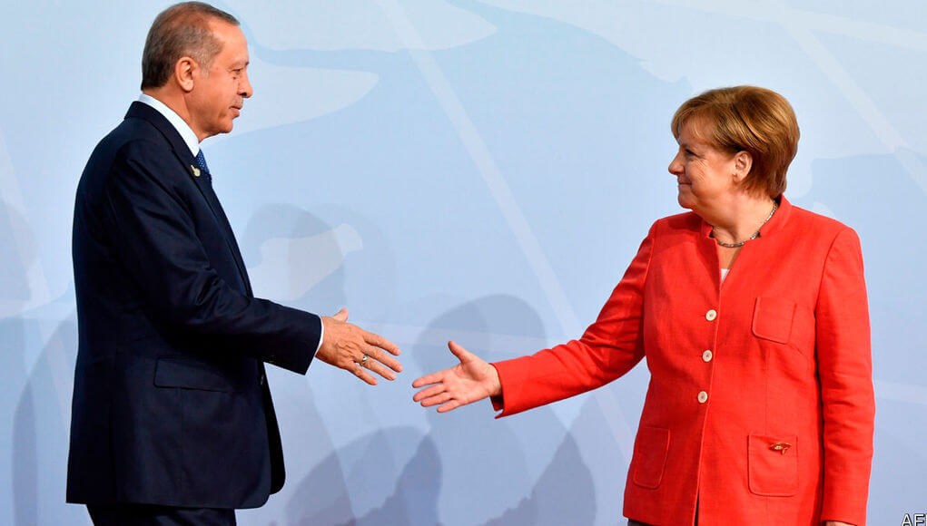 angela merkel Germany, Recep Tayyip Erdogan Turkey Europe Greece War Ankara Athens