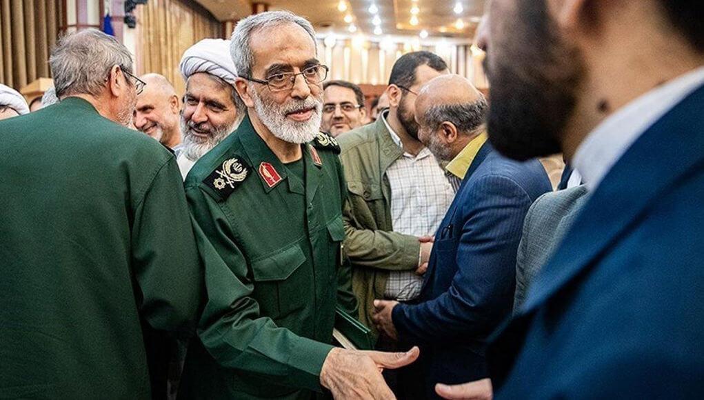 Hossein Nejat Iranian Revolutionary Guards