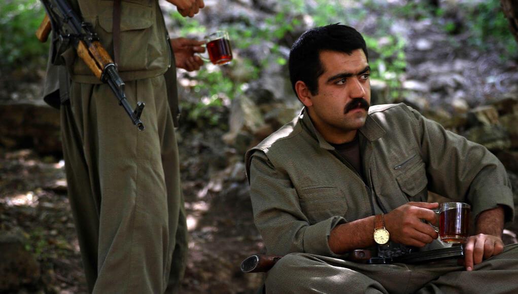 Irã se esforça para destruir o movimento iraquiano do Curdistão »Curdos estão lutando 7