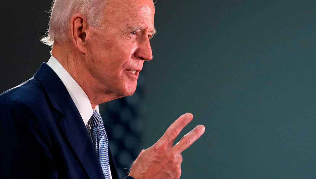 Is it Biden next with a sufficient number of voters?