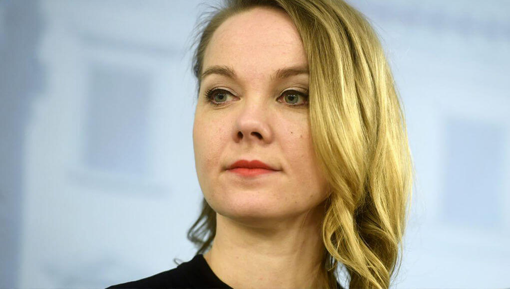 Finnish Minister of Finance Katri Kulmuni resigns
