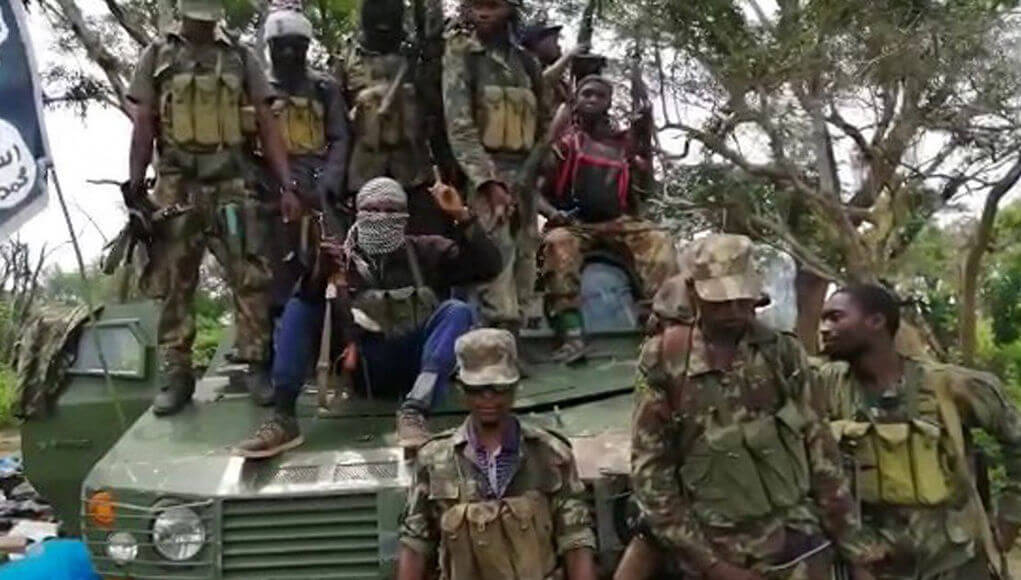 Mozambique daesh isis attack gas, terrorism, terrorist, The Eastern Herald News
