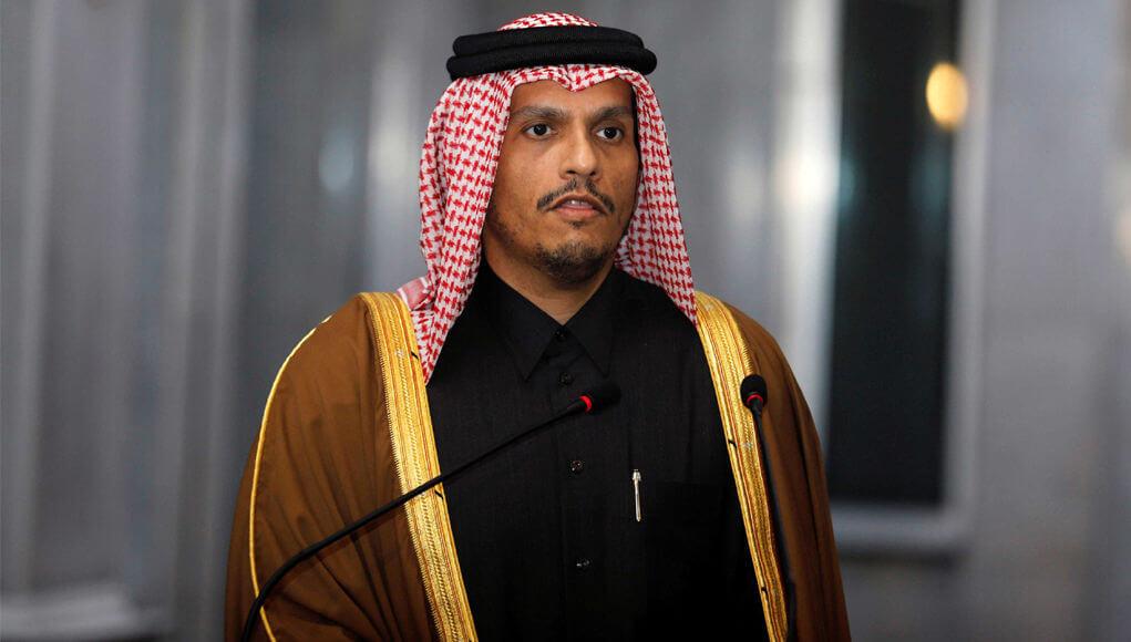 Qatar Foreign Minister Sheikh Mohammed bin Abdul Rahman Al Thani