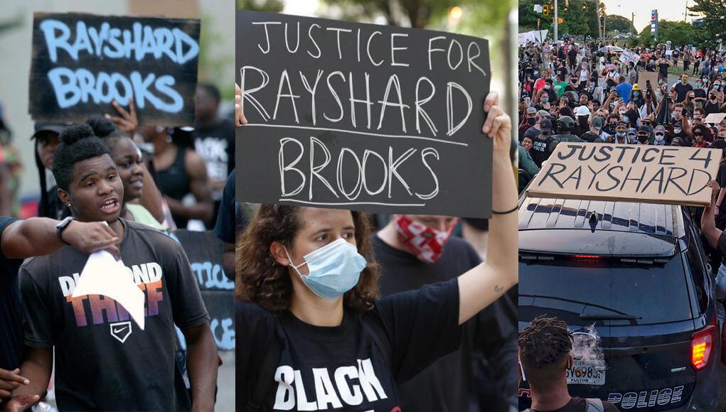America Racism News: Rayshard Brooks killing in Georgia USA