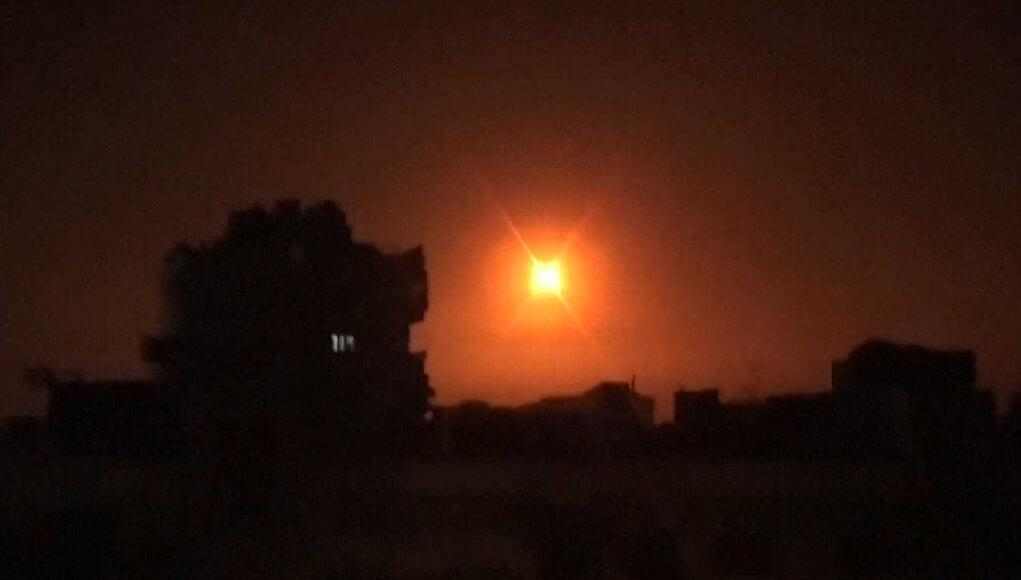Tehran Khojir national park Iran Missile explosion conflict Revolutionary Guards World News War USA America; The Eastern Herald