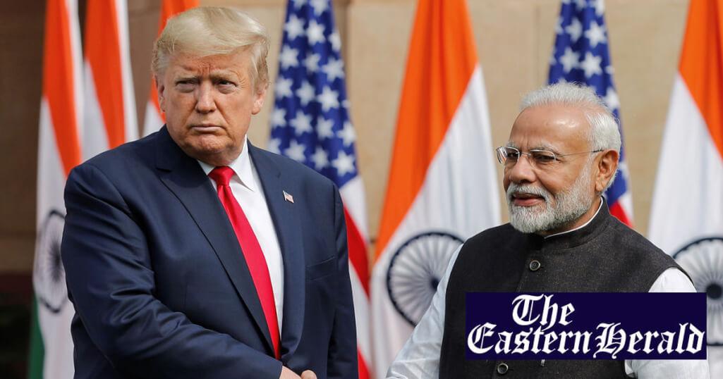 Trump está pressionando Modi para enfrentar a China, aumentando o conflito indo-chinês 1