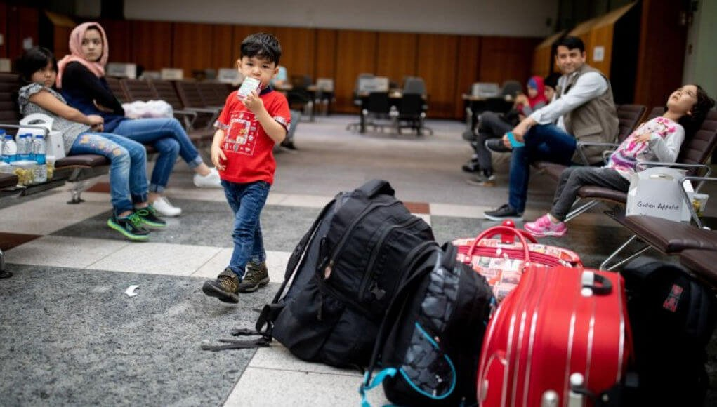 Syrians, Afghans and Venezuelans Asylum seekers in Cyprus, France, Greece, Malta - Migration world europe news; The Eastern Herald
