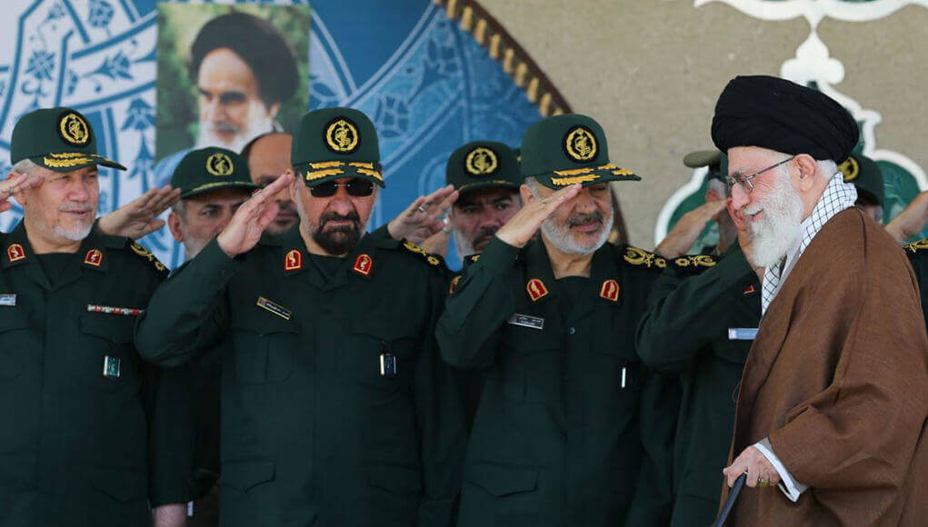 UAE Iran relationship improved Safavi supreme leader's adviser