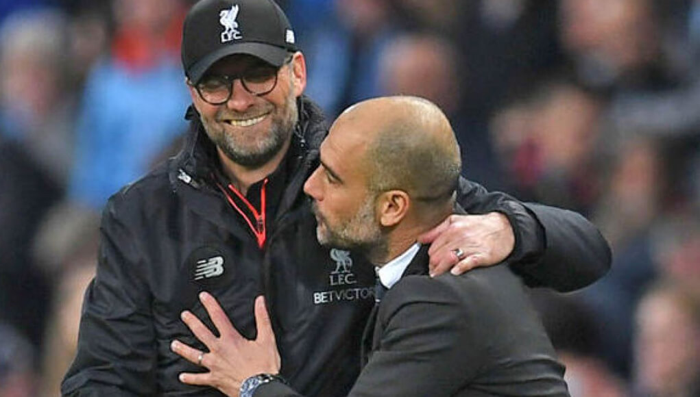 Pep Guardiola and Jurgen Klopp battle settled. Sports news. world news, breaking news, latest news; The Eastern Herald News