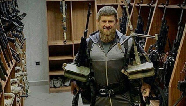 Ramzan Kadyrov, head of Chechan state scared Washington, Chechnya news, russia news, muslim state, muslim country, chechnya against usa, world news, breaking news, latest news; The Eastern Herald News