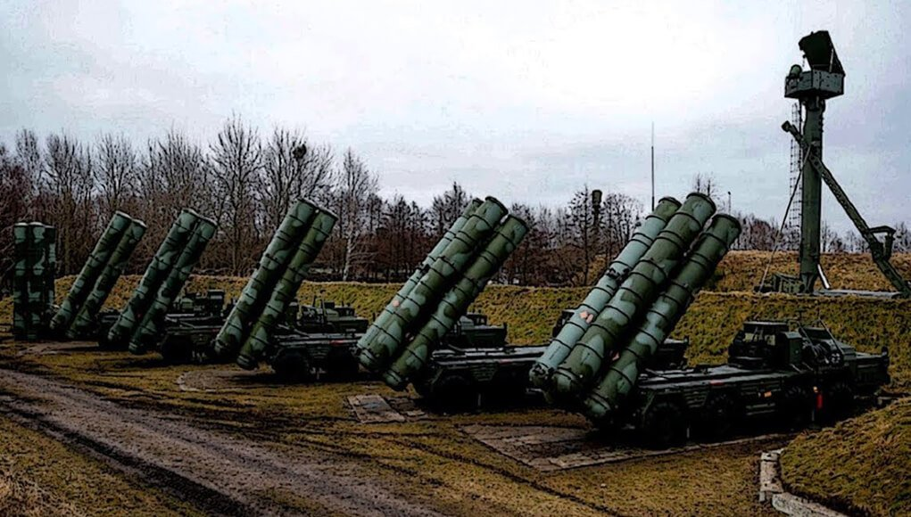 Russian s-500 prometheus anti hypersonic missile world news, russia news, asia news, eurasia news; The Eastern Herald News