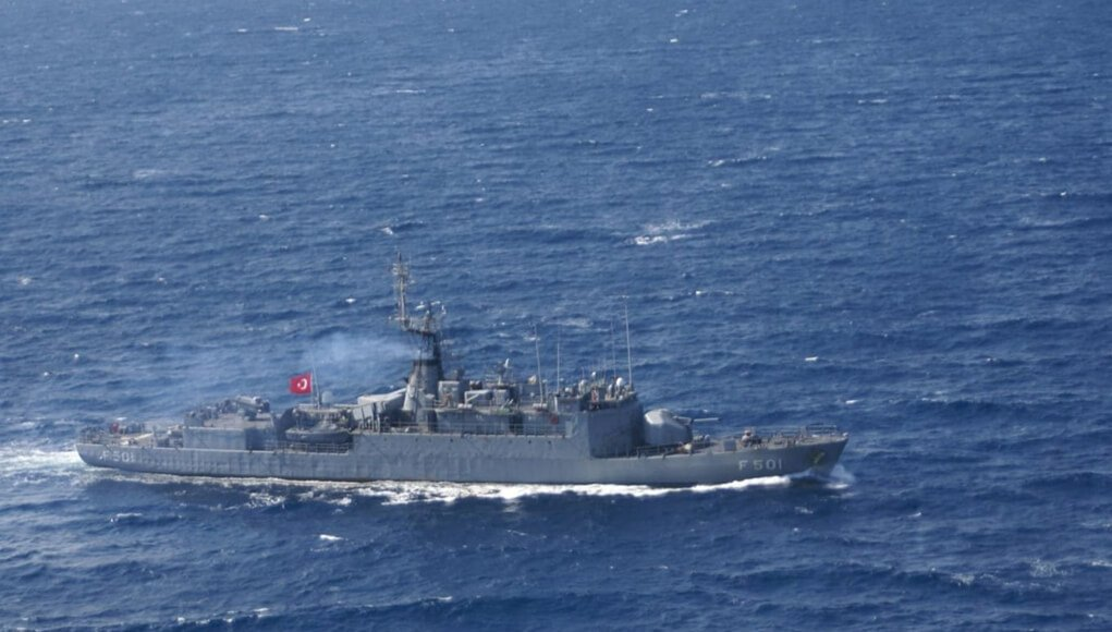France Turkey apologize ship intercept, Mediterranian news, french navy, turkish navy, Turkey News, Ankara News, France News, Paris News, World News; The Eastern Herald News