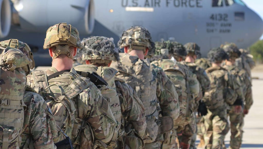 US troops movement from Germany to Poland, military news, usa news, america news, army news, us troops movement july 2020, russia position strengthens in europe. world news, breaking news, latest news; The Eastern Herald News