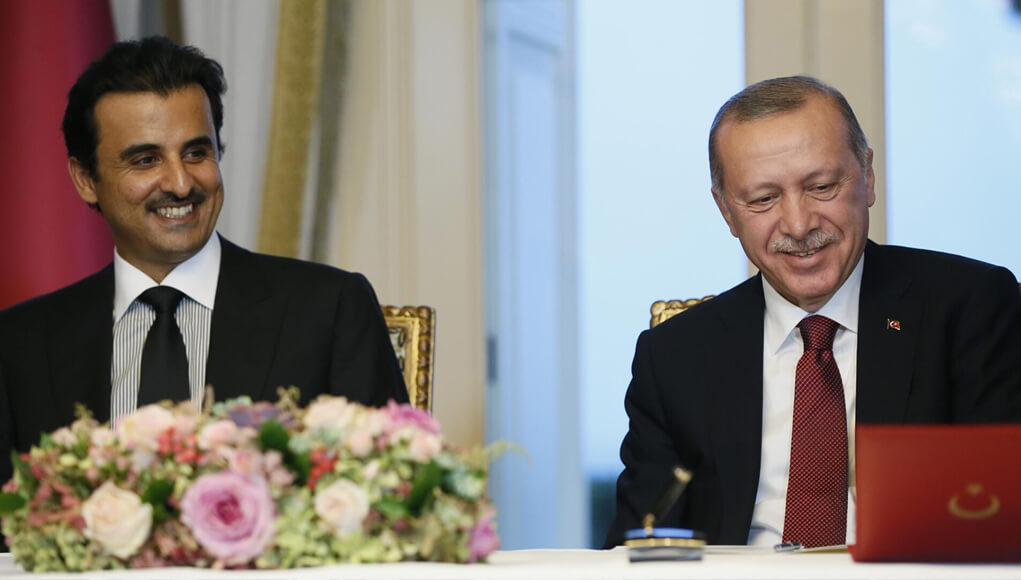 Erdogan Doha Qatar Visit July 2020 news, Turkey News, Doha News, Ankara News, Qatar News, Latest News, World News; The Eastern Herald News
