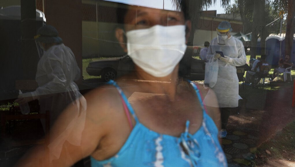 Ciudad del Este returns to strict quarantine in Paraguay, america news, paraguay news, coronavirus, covid 19, sars cov-19, world news, breaking news, latest news; The Eastern Herald News