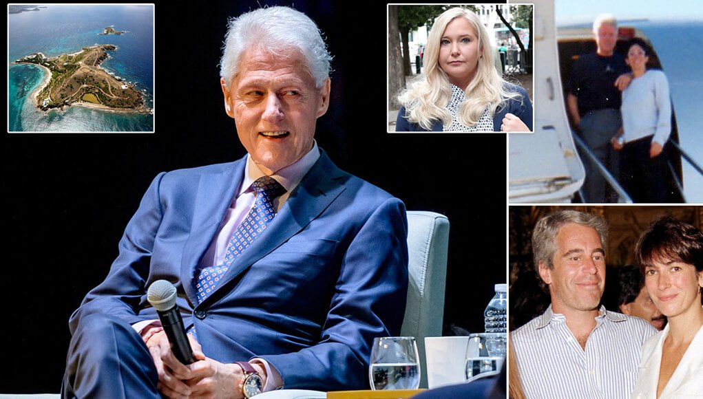 Epstein case- Bill Clinton-Virginia Louise Giuffre, clinton's blunders, bill clinton news, world news, breaking news, latest news; The Eastern Herald News